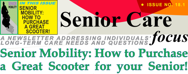 Senior Care Focus 18-1